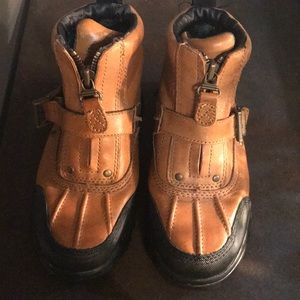 Other - Boys Polo Boots
